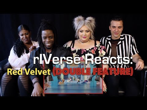 rIVerse Reacts: Red Velvet (DOUBLE FEATURE)