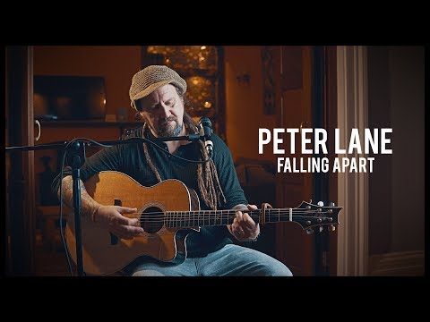 Peter Lane - Falling Apart // Full Performance Featuring PRS Angelus Acoustic
