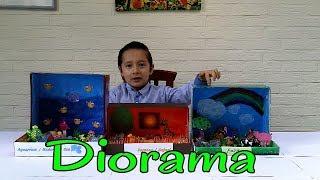Diorama   How To Make A Diorama   Different Diorama Theme