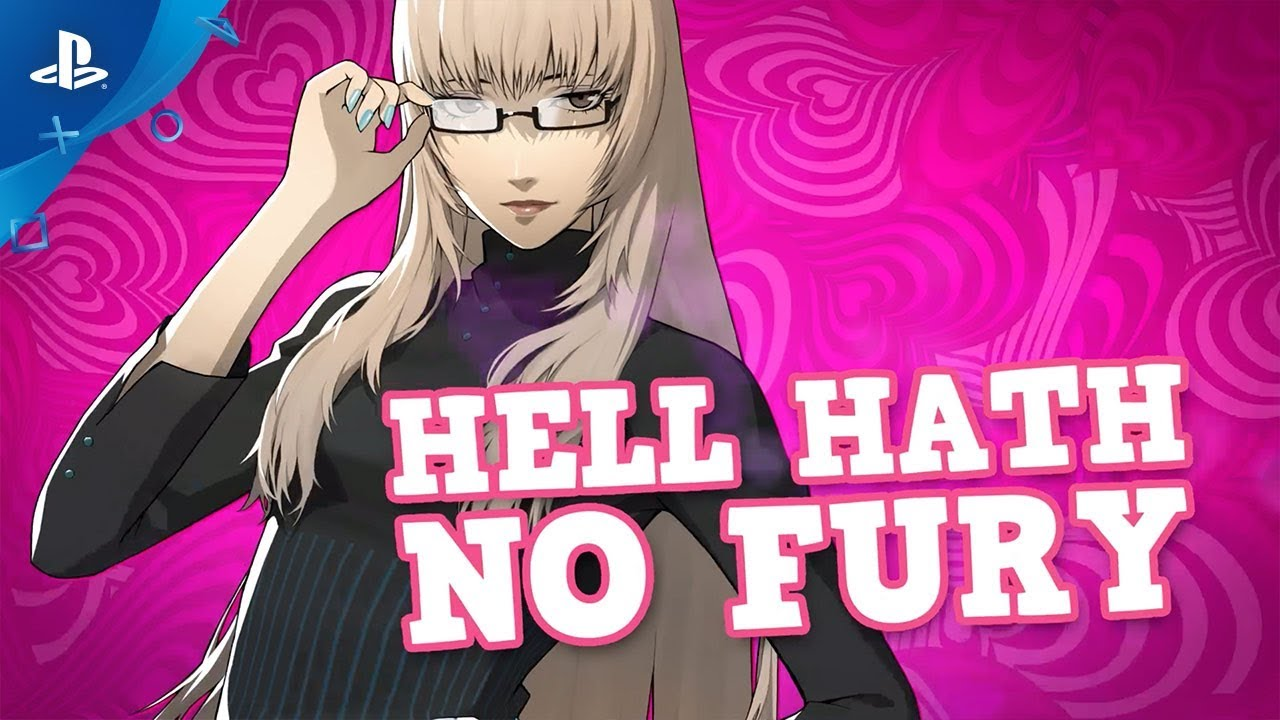 Bringing Catherine: Full Body to Life in English