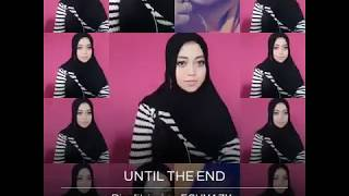 Until The End - Avenged Sevenfold (cover)  smule,  suara si tetehnya adem banget :)