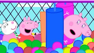 Kids TV and Stories | Soft Play | Peppa Pig Full Episodes