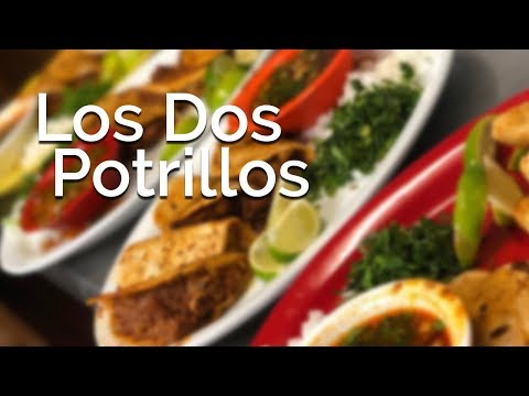 Los Dos Potrillos   Restaurant Tours   S01E01