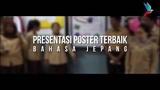 Presentasi Poster Terbaik! – Bahasa Jepang