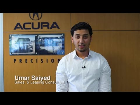 Sales & Leasing Consultant Umar Saiyed