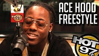 Ace Hood Freestyles on Funk Flex!