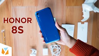 Honor 8S Unboxing and Hands-On