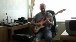 preview picture of video 'Dust My Blues-John Mason guitarist from Treherbert Rhondda,South Wales.mp4'