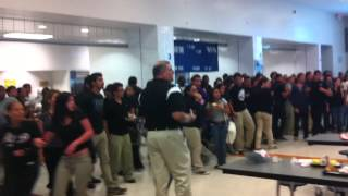 TOP Of Food Fight AT WALL HIGH *NEW*