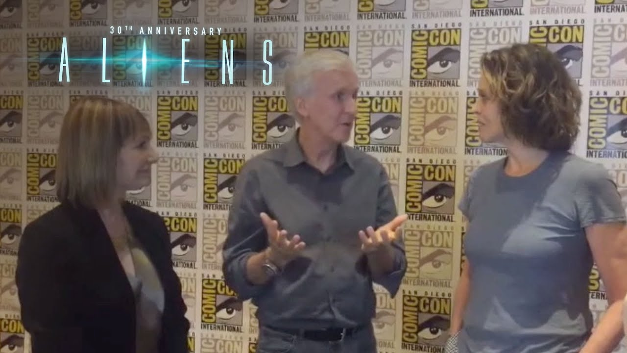 Aliens - 30th Anniversary: James Cameron