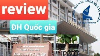 #Uni36| Đại học KHOA HỌC TỰ NHIÊN - cơ sở Làng Đại học Quốc gia TPHCM | Sinh viên năm nhất...