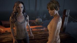 İKİ KADIN BİR ADAM | Resident Evil 7 : Biohazard