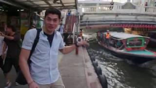 BBC The Travel Show - Thailand Canals (Week 15) | Kholo.pk