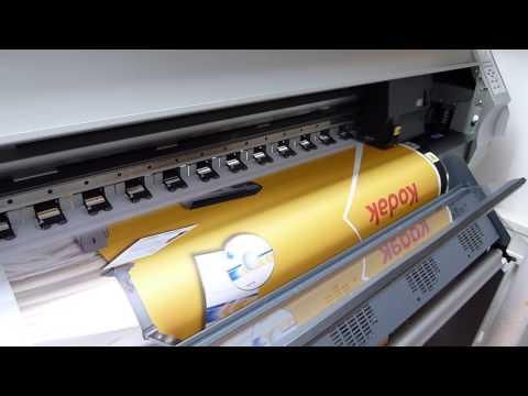 Digitaldruck XXL mit Solventtinte auf Textilbanner