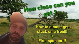 First sponsor!!???????? | TREE DIVES AND LEAVES PROXIMITY | Drone fpv freestyle
