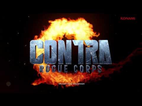 CONTRA: ROGUE CORPS Teaser Trailer