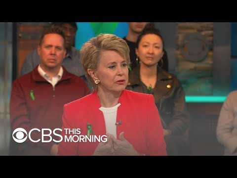 """Jane Pauley says doctor offered her a """"cover story"""" to hide bipolar diagnosis"""