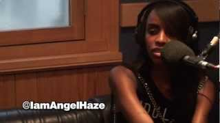 Smooth Fuego TV: Angel Haze Interview
