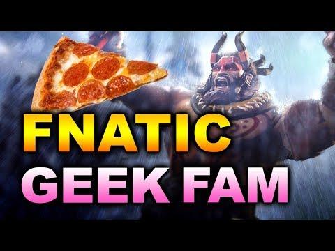 FNATIC vs Geek Fam - SEA Quals FINAL - GESC INDONESIA Minor DOTA 2