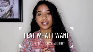 How I Lost Weight Eating Whatever I Wanted   22 Hour Fast
