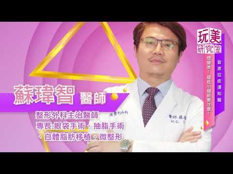 蘇瑋智醫師教你施作醫美療程注意事項