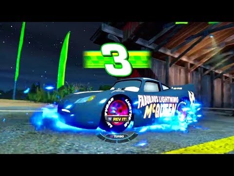 DISNEY CARS 3 DRIVEN TO WIN GAMEPLAY RACING GAME Fabulous LIGHTNING MCQUEEN LET'S PLAY 🔴 Live Stream