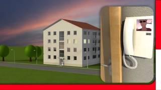 Fluchttürschloss mit elektrischem Türöffner MEDIATOR, 62.291