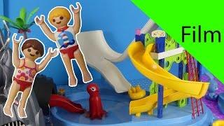 Playmobil Film Deutsch Aquapark Bei Den Jansens/ Kinderfilm / Kinderserie Von Familie Jansen