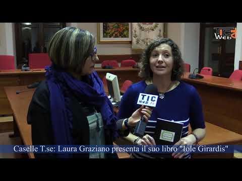 Preview video Caselle T.se: presentazione del libro scritto da Laura Graziano