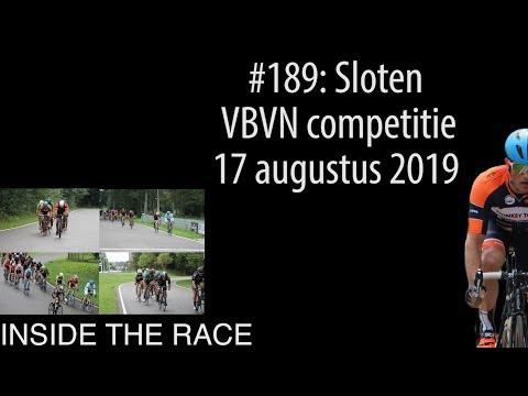 Inside the Race 189: Sloten 17 aug 2019