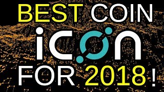 BEST COIN 2018! ICON MAINNET NEWS! ICON Fundamental Analysis