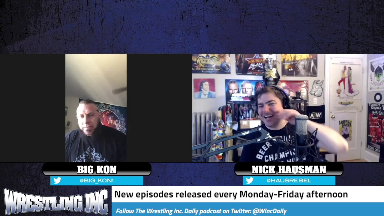 Konnor On Vince McMahon Wanting The Ascension To Insult Hawk And Legendary WWE Tag Teams