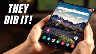 Samsung Galaxy Z Fold 3 - They Finally Did It!