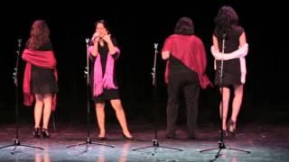 Las Divas De Montréal / Pupurri Juan Gabriel - Pandoras (Avril De 2013)