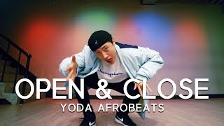 YODA AFROBEATS | OPEN & CLOSE (feat.  Diplo)   Mr Eazi