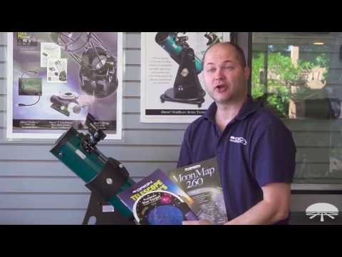 Overview of the Orion StarBlast 4.5 Astro Reflector Telescope MAX Kit