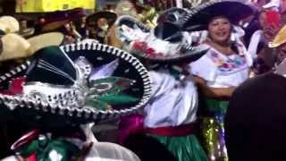 preview picture of video 'Comparsa Imperial Chimalhuacan 2014'