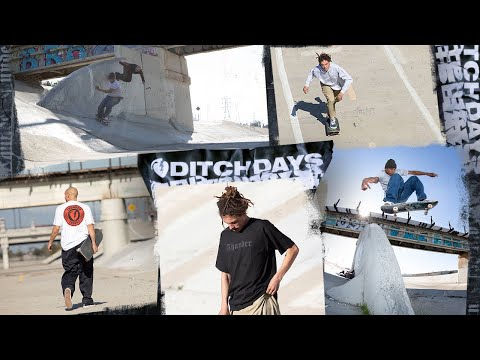 THUNDER TRUCKS : DITCH DAYS