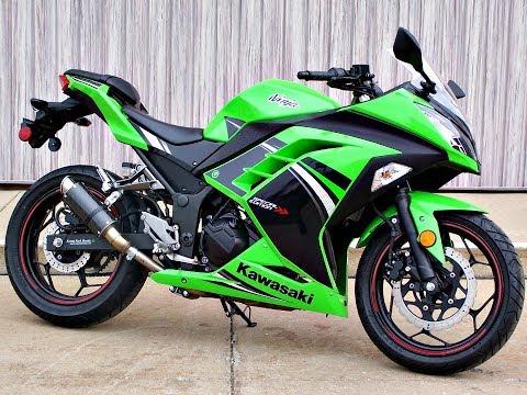 2014 Kawasaki Ninja® 300 SE in Erie, Pennsylvania