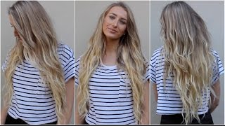 Mqdefaultg pin it irresistible me clip in hair extensions pmusecretfo Image collections