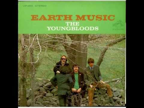 THE YOUNGBLOODS - Earth Music LP ORG US Folk Rock 1967