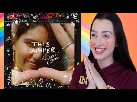 OKAY, OKAY ALESSIA, I SEE YOU *This Summer EP~ Alessia Cara Reaction*