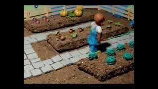 Krtek a zahradník