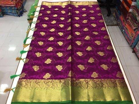 0bcc5f701d Kanchipuram Sarees - Kanjivaram Saree Wholesaler & Wholesale Dealers ...