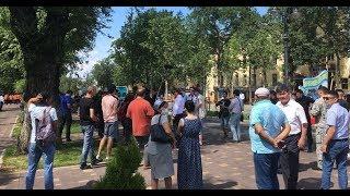 Нет митинга, есть задержания. Митинг ДВК 23 июня 2018/ БАСЕ