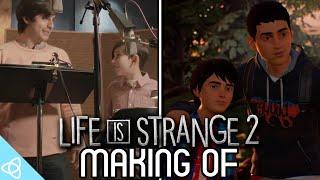 Making of - Life Is Strange 2 [Behind the Scenes]
