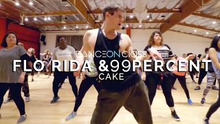 Flo Rida & 99 Percent - Cake | The Fitness Marshall Choreography | DanceOn Class