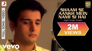 Jagjit Singh, Gulzar - Shaam Se Aankh Mein Nami Si Hai | Jimmy Shergill, Simone Singh  IMAGES, GIF, ANIMATED GIF, WALLPAPER, STICKER FOR WHATSAPP & FACEBOOK