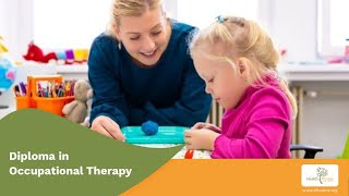 Diploma in Occupational Therapy