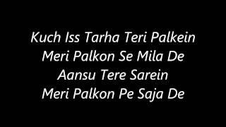 Atif Aslam's Kuch Iss Tarha 's Lyrics.mp4